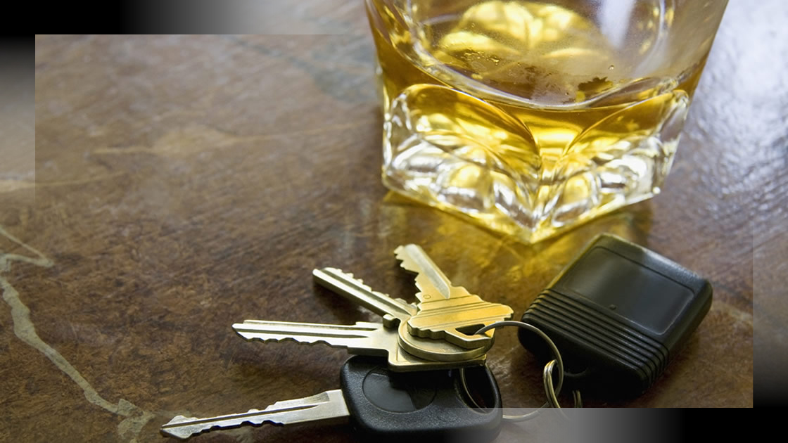 alcohol keys drunk driving