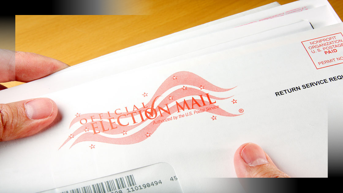 elections mail in voting post office