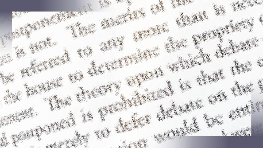 closeup of text from the pages of mason's manual