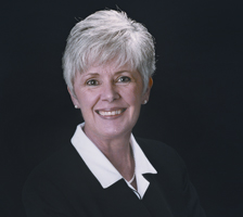Commissioner Sandy Praeger