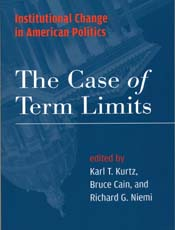 Institutional Chance in American Politics: The Case of Term Limits