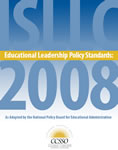 ISLLC Standards Cover