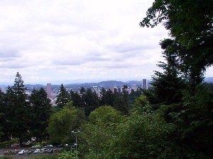 Beautiful Portland, Oregon