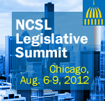 NCSL Legislative Summit logo